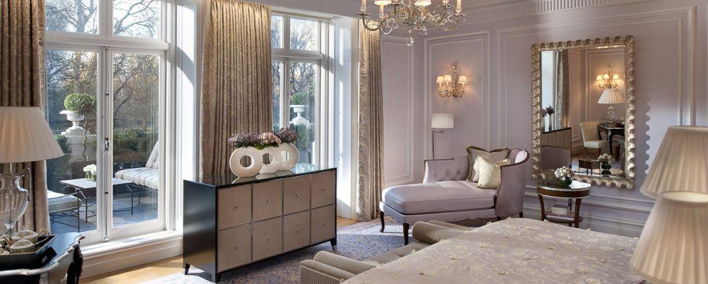 Mandarin Oriental Hyde Park Londres RW Luxury Hotels & Resorts