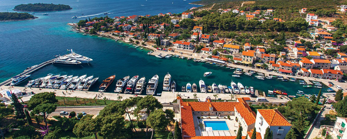 Martinis Marchi Heritage Hotel Solta Croatie RW Luxury Hotels & Resorts