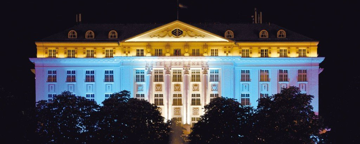 Esplanade Zagreb Croatie RW Luxury Hotels & Resorts