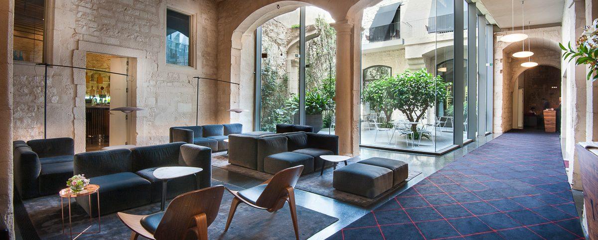Mercer Barcelone Mercer Barcelona Hotel de luxe Barcelone Mercer Luxury Hotel Barcelona RW Luxury Hotels & Resorts