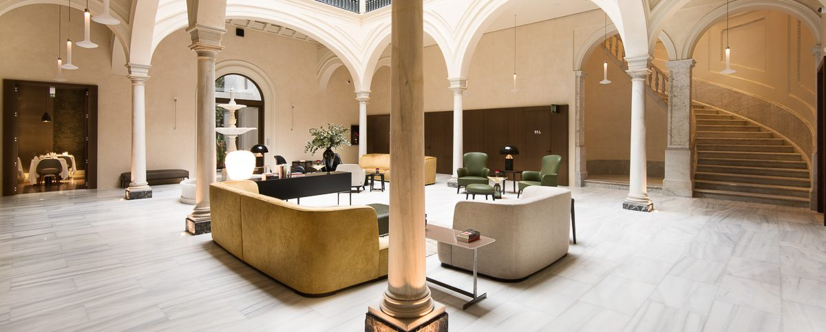Mercer Séville Mercer Sevilla Hotel de luxe Seville Mercer Luxury Hotel Sevilla RW Luxury Hotels & Resorts
