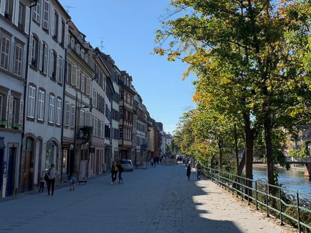 Strasbourg quelques jours à Strasbourg Week-end à Strasbourg