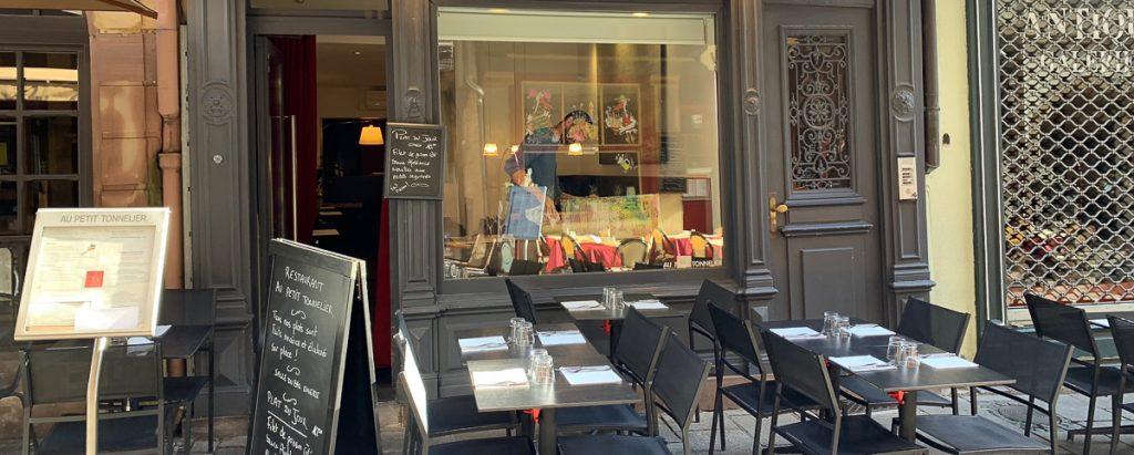 Que faire à Strasbourg Week-end à Strasbourg Centre ville de Strasbourg Restaurant