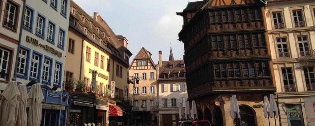 Que faire à Strasbourg Week-en à Strasbourg Visiter Strasbourg