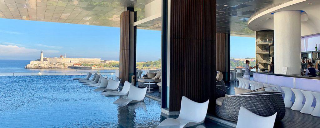 Luxury hotel La Havane Cuba