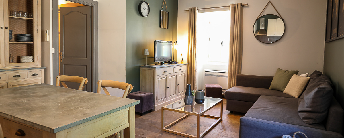 Domaine La Broutie Aveyron France Eco-friendly hotel room