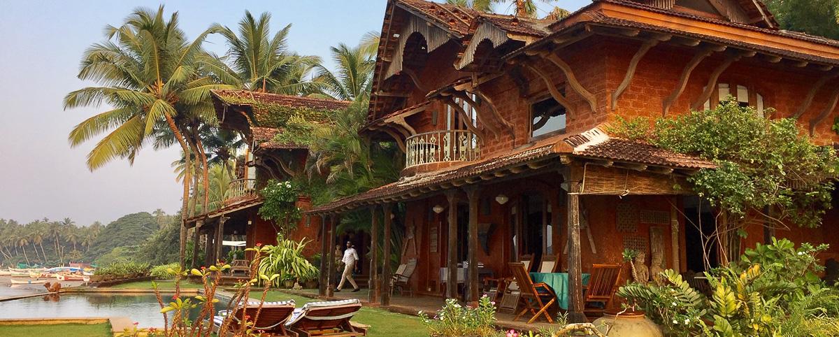 ecolodge Goa India