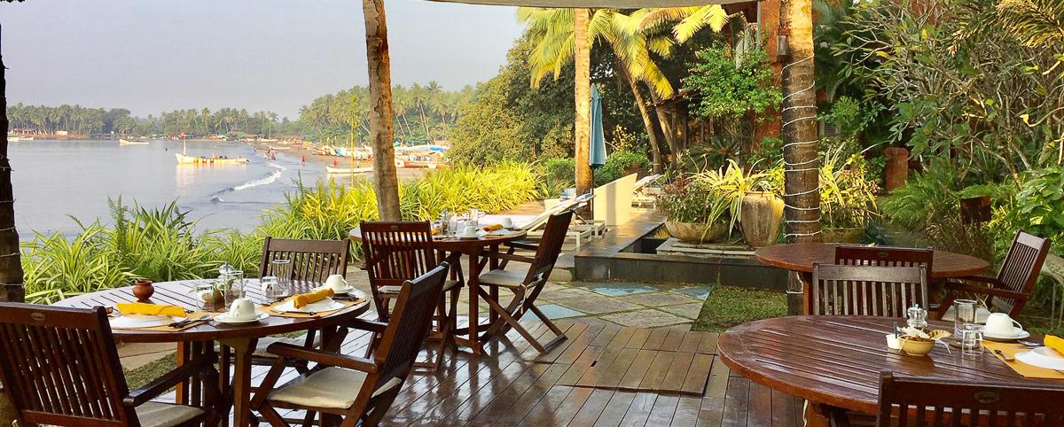 ecolodge Goa Inde